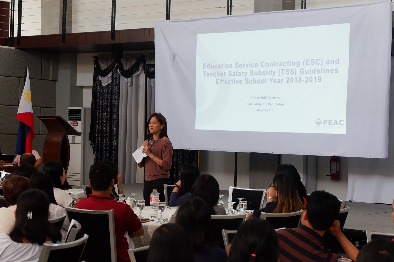 In Photos: Regional Orientation on the GASTPE Program for SY 2018-2019